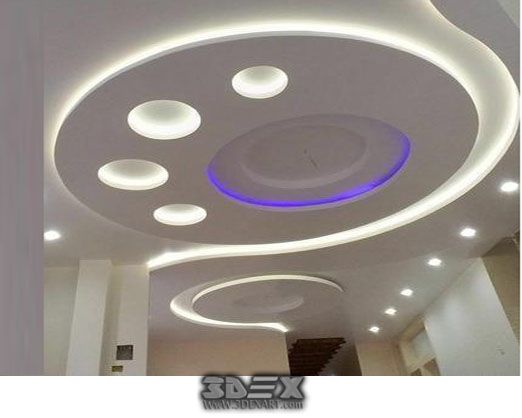 Latest POP design for hall, 50 false ceiling designs for living