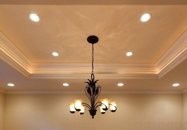 Recessed Lighting Installation - Bob Vila