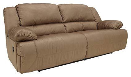 Amazon.com: Ashley Furniture Signature Design - Hogan Reclining Sofa