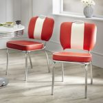 Retro Dining Chairs for Warm and Lovely   Environment