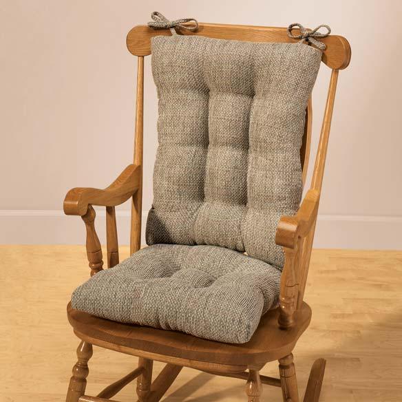 Rocking Chair Cushion Set - Rocking Chair Cushions - Easy Comforts