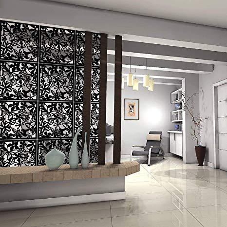 Amazon.com: Kernorv Hanging Room Divider Made of Environmentally PVC