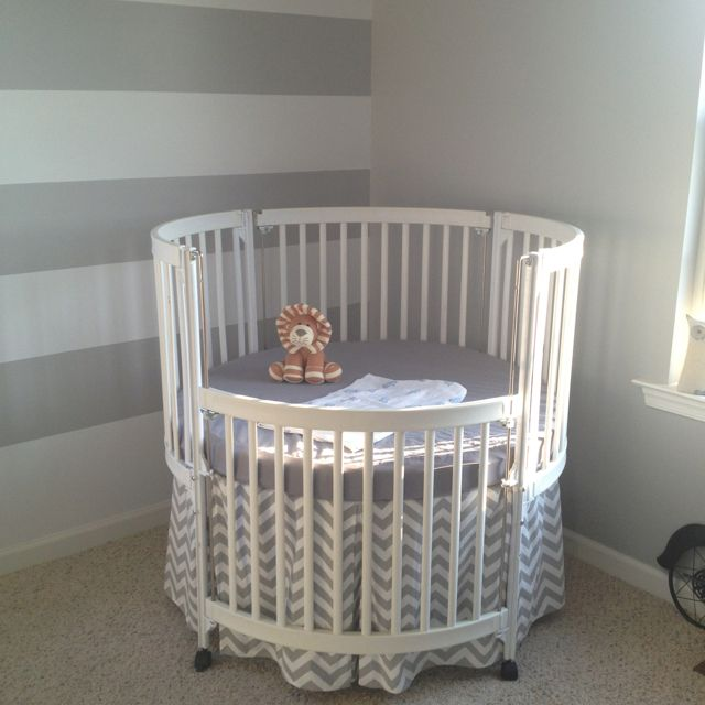 Maybe for a grandchild sometime FAR off! I should have a crib in my