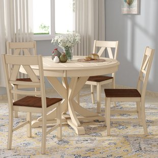 Round Kitchen & Dining Room Sets You'll Love | Wayfair