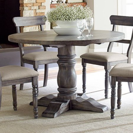 Round Kitchen Tables - 5 Tips + Great Resources - Travis Neighbor Ward