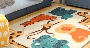 Kids Rugs You'll Love | Wayfair