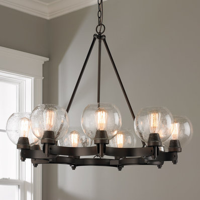 Rustic Inspired Style - Shades of Light