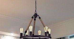 Rustic Lighting Fixtures | Wayfair