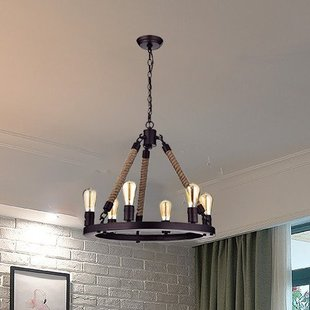 Rustic Lighting Illuminates any Room at   Home