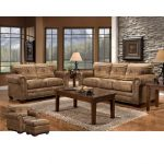 Rustic Living Room Furniture for a Warm   Welcoming Environment