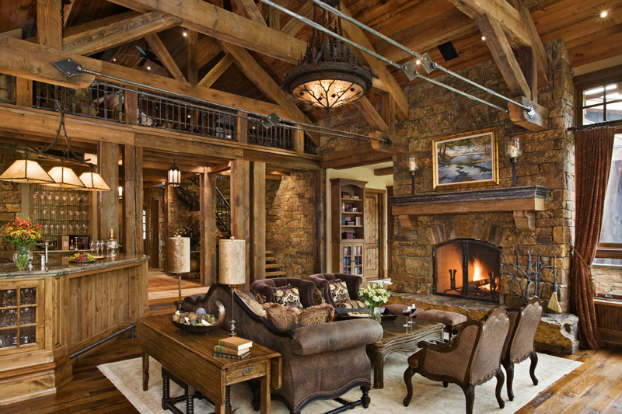 How to make sure your rustic living room furniture is on fleek