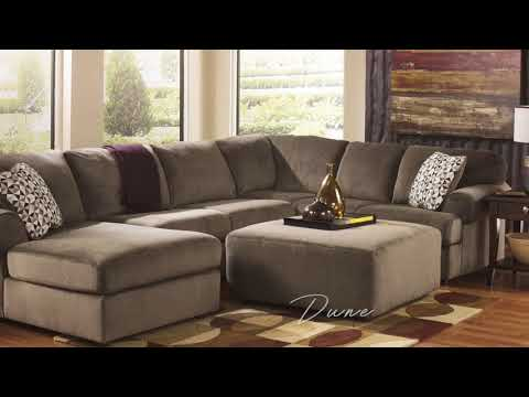 Coach 3 Piece Sectional | HOM Furniture
