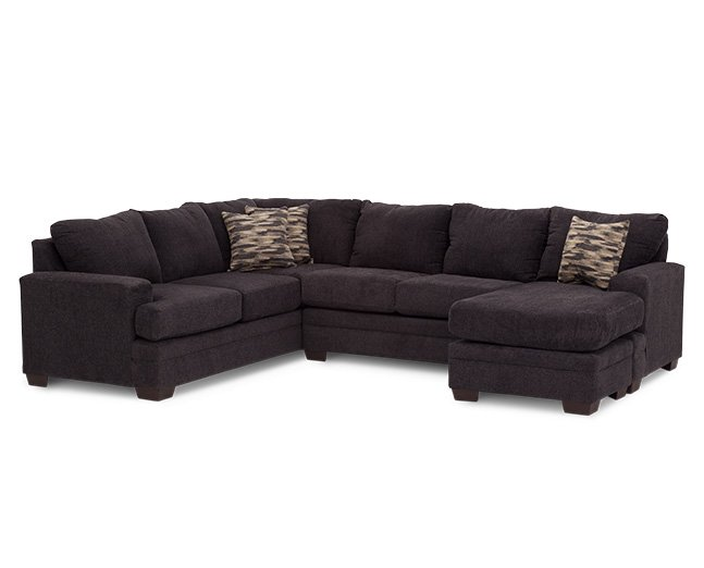 Perth 3 Pc. Sectional - Furniture Row