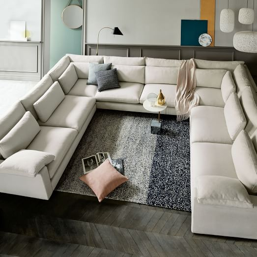Build Your Own - Harmony Down-Filled Sectional Pieces (Extra Deep
