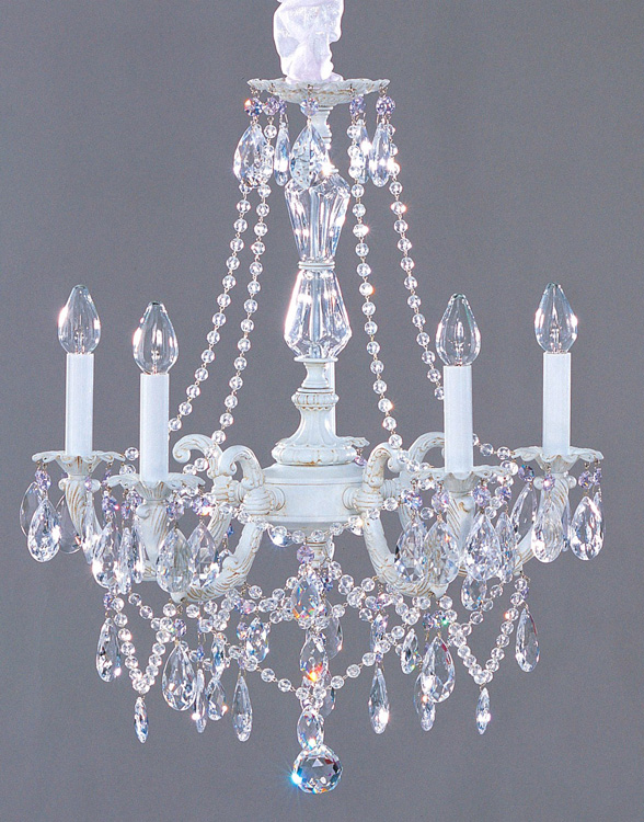 French Country & Shabby Chic Chandeliers - Lighting for Your Home