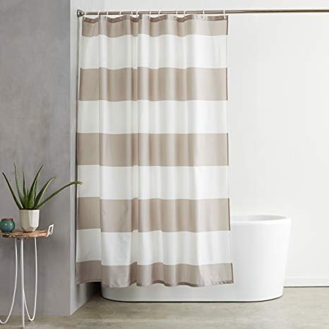 Shower Curtain Can Add Texture and   Comfort to Your Bathroom