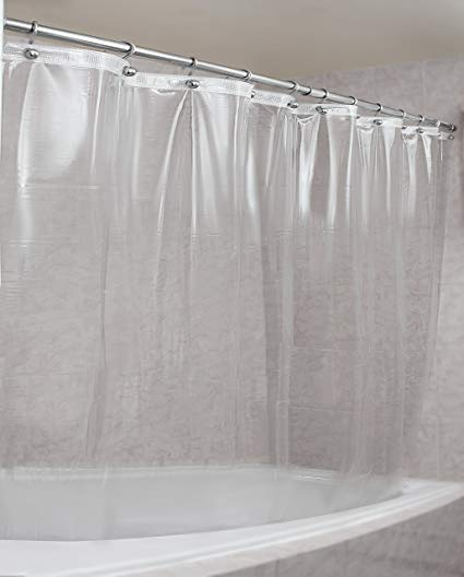 Amazon.com: Epica Strongest Mildew Resistant Shower Curtain Liner on