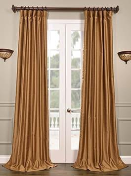 Silk Curtains and Drapes | Half Price Drapes