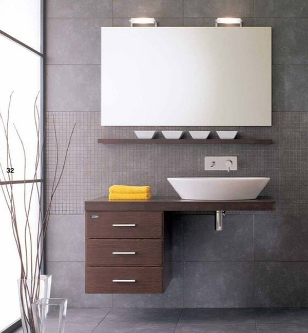 27 Floating Sink Cabinets and Bathroom Vanity Ideas | Beautiful