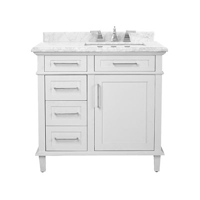 Sink Cabinets Bring Modern Ideas to Home