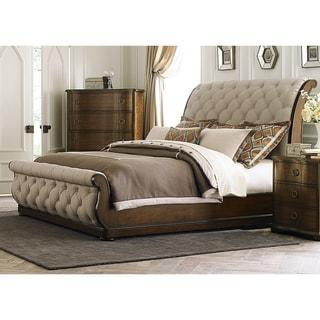 Buy Sleigh Bed Online at Overstock | Our Best Bedroom Furniture Deals