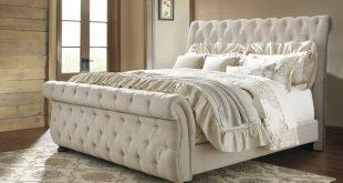 Ballwin Upholstered Sleigh Bed & Reviews | Joss & Main
