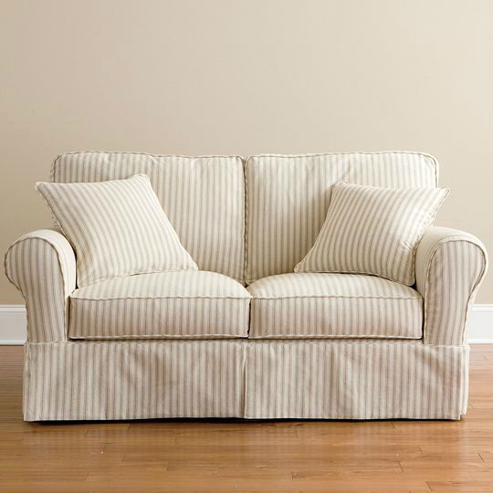 Slipcovers for Sofas and Loveseats | Cooking | Pinterest | Sofa