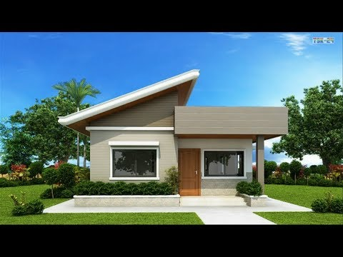 Modern And Best Small House Designs In The World - YouTube