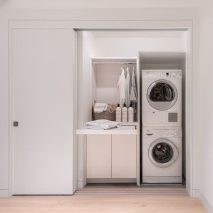 75 Most Popular Small Laundry Room Design Ideas for 2019 - Stylish