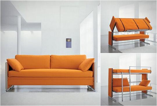 Couch Bunk Bed u2013 Convertible Sofa Bed