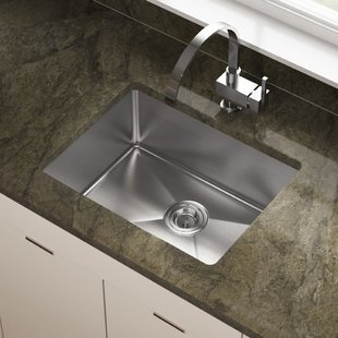 Kitchen Stainless Steel Sink | Wayfair