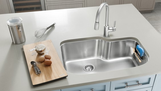 Stainless Steel Kitchen Sinks for Durable   Renovation