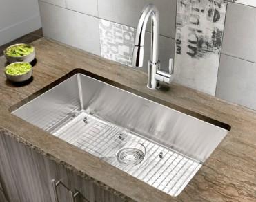 Stainless Steel Sink Designs | Steel Kitchen Sinks | Blanco