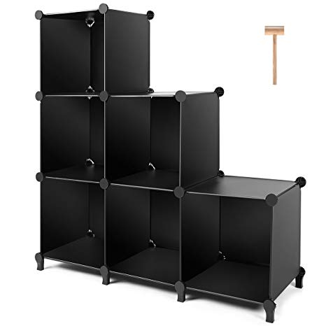 Amazon.com: TomCare Cube Storage 6-Cube Closet Organizer Storage