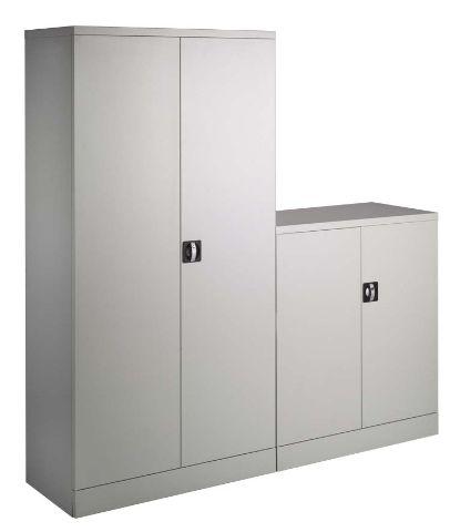 Metal Storage Cupboard Storage Cabinets With Doors Exciting Storage