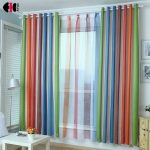 Striped Curtains for Classy Windows