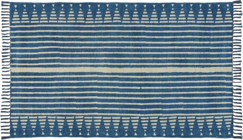 Striped Area Rugs | CB2