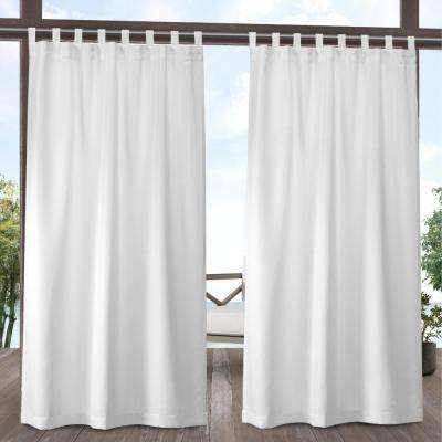 Tab Top - Curtains & Drapes - Window Treatments - The Home Depot