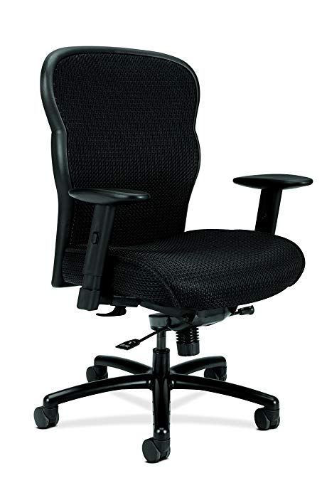 Amazon.com: HON Wave Big and Tall Executive Chair - Mesh Office