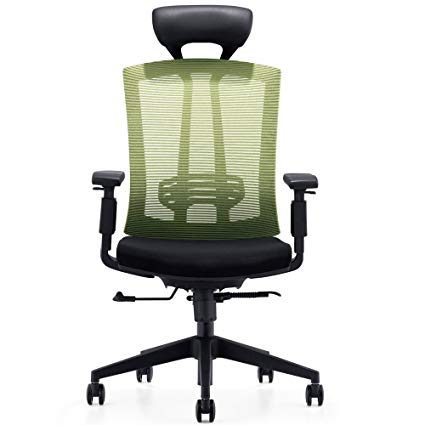 Amazon.com: CUBOC 24 Hour High Back Ergonomic Office Chair with Tilt