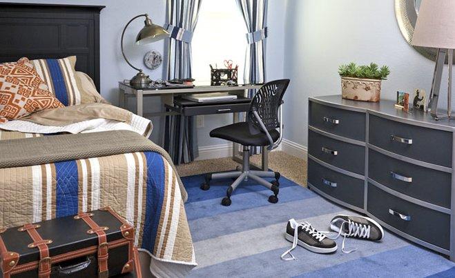 A Teen Boy's Bedroom on 3 Budgets   Wayfair