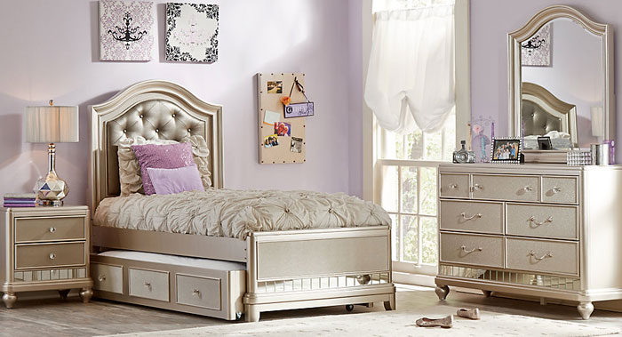 Teens Bedroom Furniture - Boys & Girls
