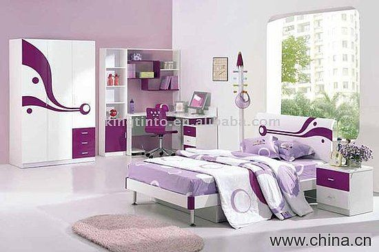 Expensive teenage bedroom ideas for girls | Purple teenage bedroom