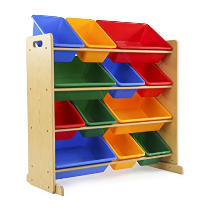Why You need Toy Storage Fast for Your   Kids' Room