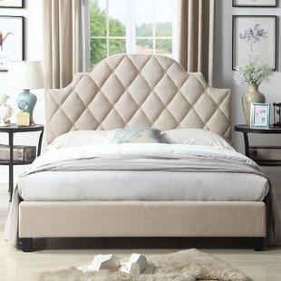 Diamond Tufted Bed | Wayfair