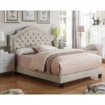 Tufted Bed Choice for Stylish Sleep