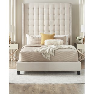 Button Tufted Bed | Wayfair