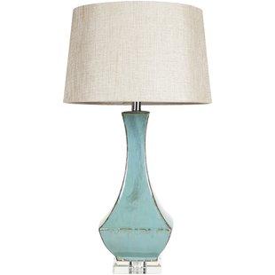 Turquoise Lamp Base | Wayfair