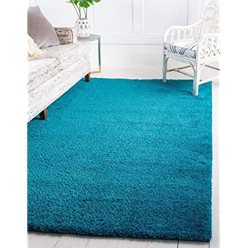 Turquoise Area Rug: Amazon.com