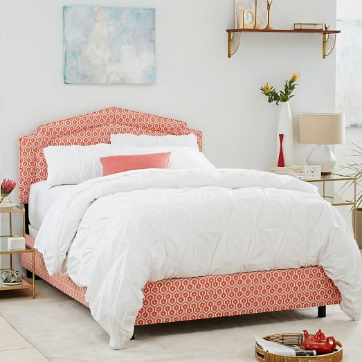 Franklin Upholstered Bed | west elm